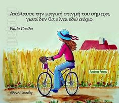 Morning Coffee Images, Greek Quotes, True Words, Social Media, Paulo Coelho, Good Morning, Wedding Breakfast Images, Social Networks, Shut Up Quotes