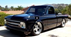 Check Out This Killer Chevy C10 Custom Truck