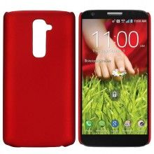 Carcasa LG G2 - Ultrafina Rojo  $ 42,11