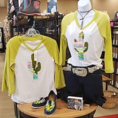 Are you loving the new cactus apparel as much as we are?!