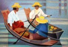 marchands sur l'eau-Toffoli