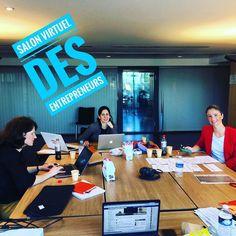 Partenaires du 1er Salon Virtuel des Entrepreneurs Expatriés. L'expatriation est un sujet qui nous touche. Être entrepreneure est une chose l'être quand on est dans un pays qui n'est pas le sien en sachant qu'on ne restera pas en est une autre. L'urgence les contraintes les projets sont impactes. Heureuses de connaître tous ces parcours incroyables!! #entreprendreaufeminin #lareussiteaufeminin #salonvirtueldesentrepreneurs #nomad #startup #rebondir #fiere #entreprendre