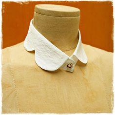 Simple Scalloped Collar