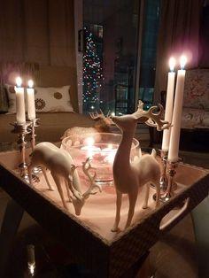 Coffee table @ Christmas