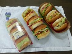 수제 샌드위치