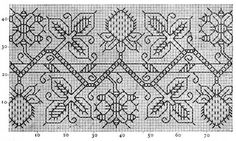 FIG. 328. STRIPE IN STROKE STITCH----from Encyclopedia of Needlework (Ch 7)--more patterns at this link