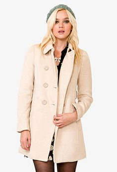 I need this! It reminds me of Evey Hammond's coat from the beginning of the movie V for Vendetta. #ForeverHoliday