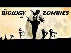 "Biology of Zombies: The Real Legend. I wish I had seen this before Halloween! This will still be useful for my lesson on ""gross science"" for club day."