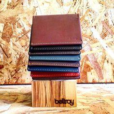 Cienkie portfele Bellroy do kupienia w Polsce tylko w sklepie Le Premier www.le-premier.pl lub w Salonie Firmowym Loake (Chmielna 30, Warszawa)
