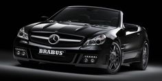 Brabus S biTurbo based on the Mercedes SL65 AMG. Up from 450 to 750 HP and 155 to 219 MPH!!!