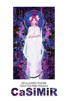 https://www.casimir.tw/products/limited-poster-tarot-series-the-high-priestess