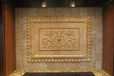 img_7762 Decorative Tile Backsplash, Stove Backsplash, Kitchen Ideas, Ceramics, Decorating, Frame, Home Decor, Ceramica, Decor