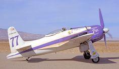 Rare Bear F8F Bearcat