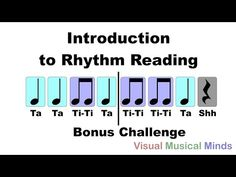 Introduction to Rhythm Reading: Bonus Reading: Bonus Challenge Preschool Music, Music Activities, Practice Quotes, Online Music Lessons, Music Lesson Plans, Music Beats, Rhythm Games, Piano Teaching, Elementary Music