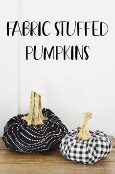 Craft Gifts For Father - Fantastic Present Strategies Amber Simmons - Life, Love, And The Pursuit Of Craftiness Faux Pumpkins, Fabric Pumpkins, Home Crafts, Diy Home Decor, Diy Crafts, Autumn Crafts, Holiday Crafts, Holiday Decor, Craft Projects For Kids