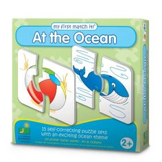 The Learning Journey My First Match It At the Ocean >>> Want to know more, click on the image.