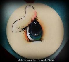 Pintura de Olho