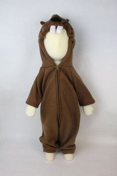 Beaver Fleece Baby Costume & Baby Chick Costume | My Shop! | Pinterest | Best Baby costumes and ...