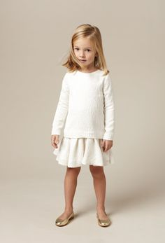 Kids fashion - Chloé - Fall-Winter 2015 Collection