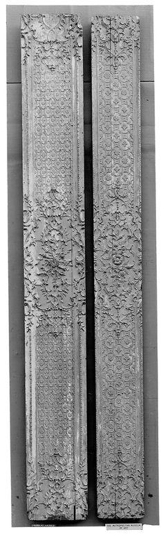 Pilaster panel
