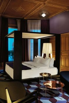 Nobis Hotel, Stockholm, Interior Design by Claesson Koivisto Rune