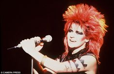 At the age of 58, Toyah has discovered a style secret which would leave the old rebellious Toyah reeling - being feminine