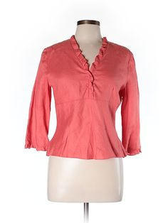 Check it out—Ann Taylor Long Sleeve Blouse for $24.99 at thredUP!