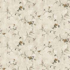 Interior Place - Wheat Sunflower Sage Wallpaper, 24.06 CAD (http://www.interiorplace.com/wheat-sunflower-sage-wallpaper/)