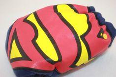 Superman {What's Next} Hybrid Cloth Diaper, T