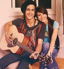 Musical couple Avan Jogia and Victoria Justice