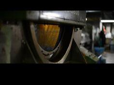 ONOMICHI DENIM PROJECT  Washing Process JAPAN http://www.onomichidenim.com/