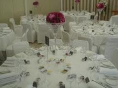 table looks good and its wedding time.