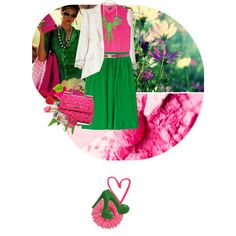 """""""Summer love"""" by ladysnape on Polyvore"""