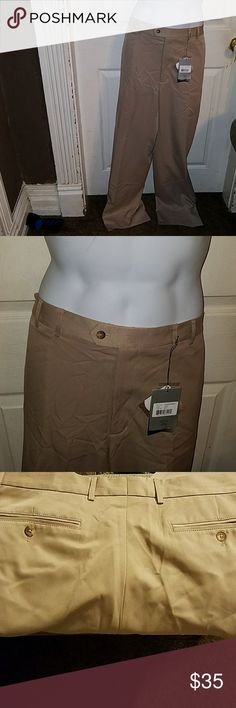 NWT Cutter & Buck DryTec Luxe Pants 40/34 This is size 40/34 golf pants by Cutter & Buck. Cutter & Buck Pants Chinos & Khakis
