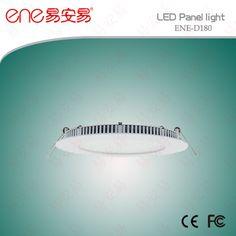 180mm led round panel light www.ene-led.com
