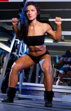 #Squat and leg press your way to seriously jacked quads
