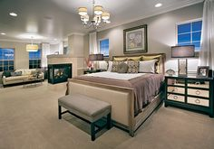 FIREPLACE :) Creating Your Master Bedroom Retreat | Toll Talks