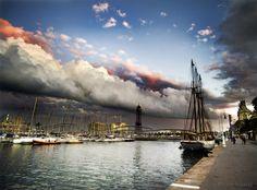 Port Barcelona, Barcelona, Spain