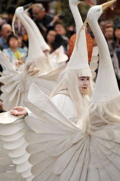 Asakusa Sagimai – Egret Dancers