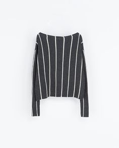 Image 6 of STRIPED SWEATER from Zara