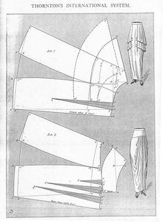 1912 Skirt Patterns