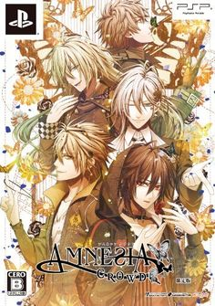 Amnesia Crowd [Limited Edition][Import Japonais] de IDEA FACTORY