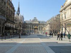 Paris, France - Palais de Justice