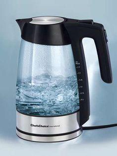 Easiest-ever electric kettle #registry