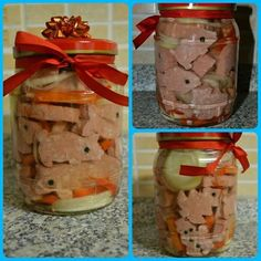 Jídlo Christmas Time, Christmas Crafts, Christmas Decorations, Xmas, Holidays And Events, Diy Gifts, Diy And Crafts, Mason Jars, Food And Drink