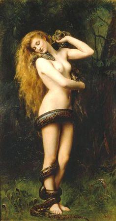 Lilith von John Maler Collier