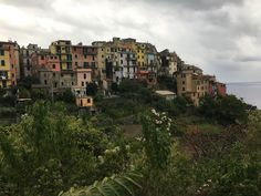 Walking from Corniglia to Vernazza 💛Cinque Terre Riomaggiore, Hiking Tours, Take The Stairs, Pine Forest, Fortification, Picnic Area, Fishing Villages, Cinque Terre, Nice View