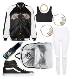 """OOTD MLK Jr Day 2017"" by dangel36 ❤ liked on Polyvore featuring Topman, Topshop, Vans, Hype, ASOS and Lime Crime"