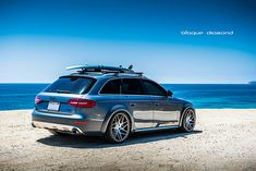2013 Audi Allroad staggered 20 Inch BD-3's Matte Graphite Audi S5, Audi A6 Rs, Audi Quattro, Audi Wagon, Wagon Cars, Audi A6 Allroad, Audi Kombi, Audi Motor, Automotive Photography