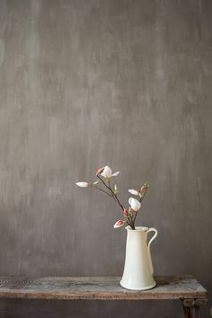 Pure & Original Fresco Lime Paint. Color Drift. Photo; Home and Interiors by Agnes.